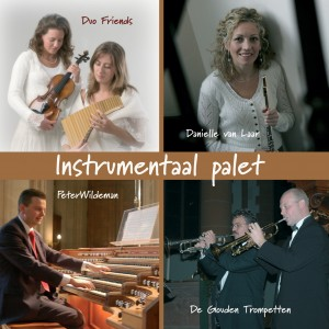 Instrumentaal palet