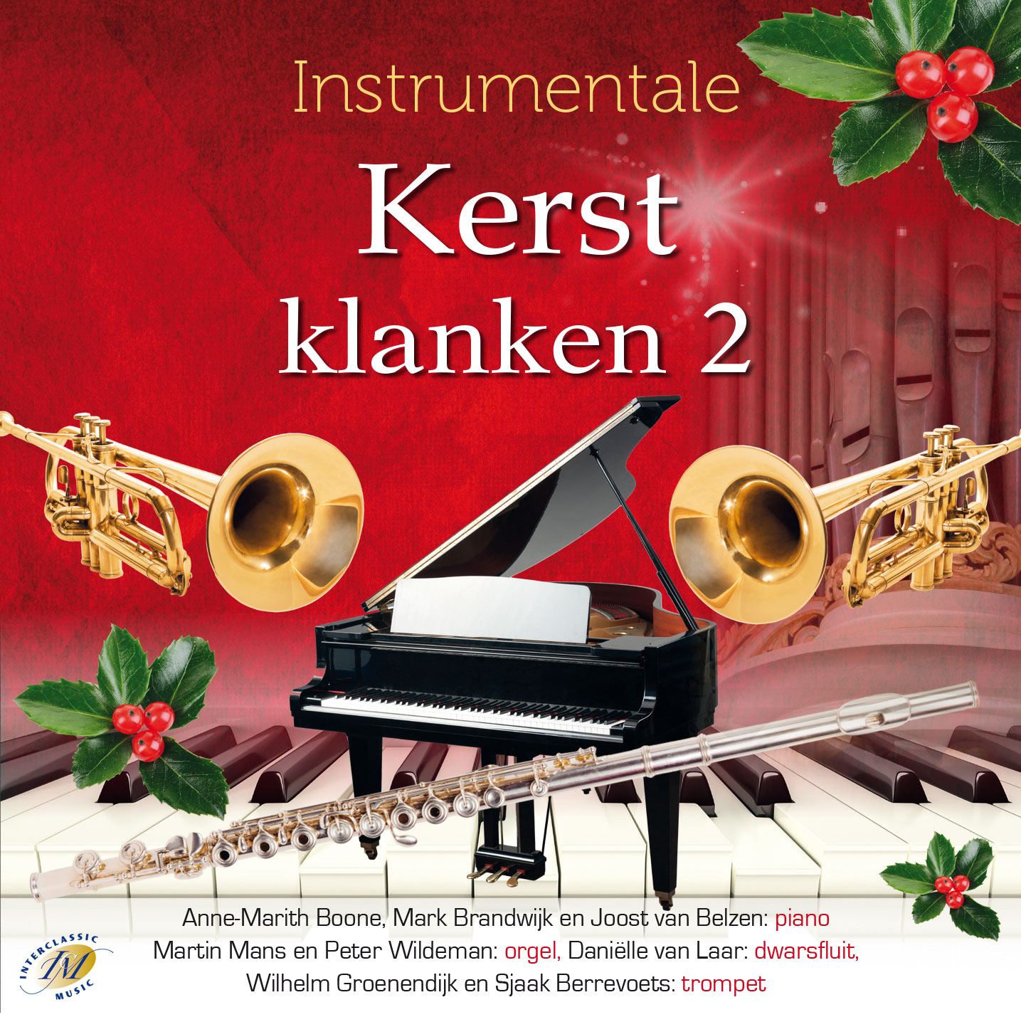 Instrumentale Kerst Klanken Deel 2 Interclassic Music